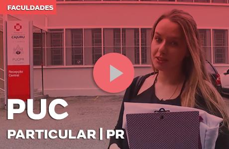 PUC-PR | Pontifícia Universidade Católica do PR