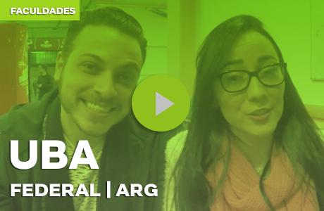 UBA | Universidade de Buenos Aires
