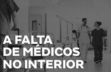 A falta de médicos nos hospitais públicos do interior do Brasil