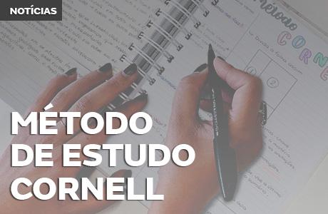 Método de estudo Cornell: Organize as suas anotações